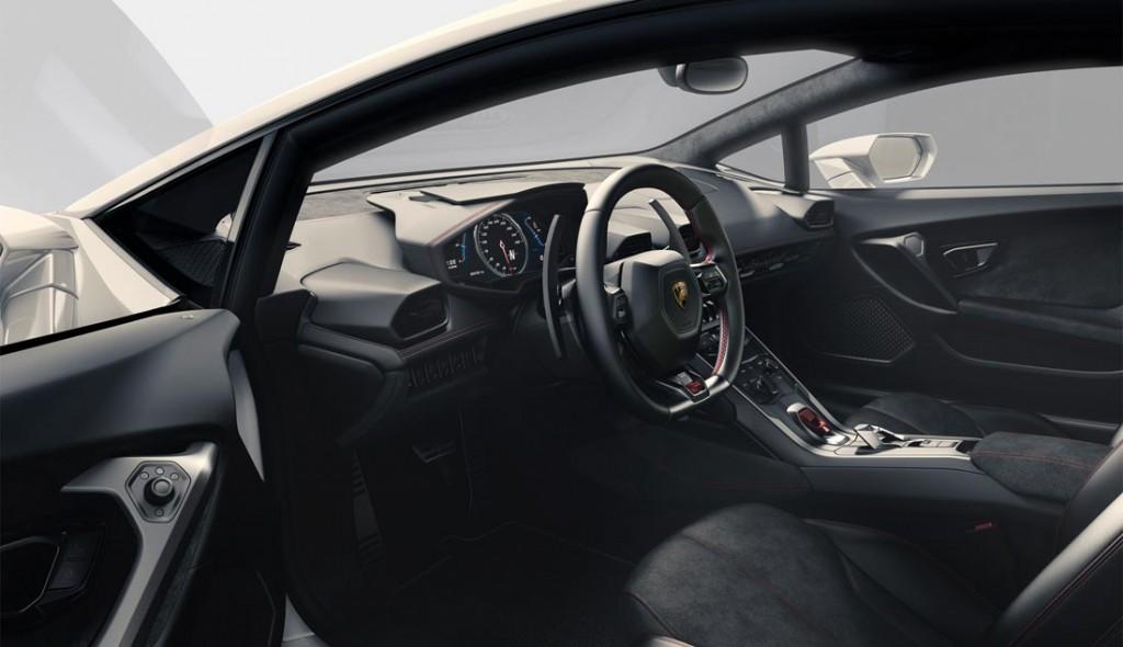 Lamborghini LP 610-4 Huracán, digne héritière de la Gallardo
